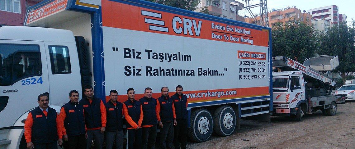 CRV Nakliyat